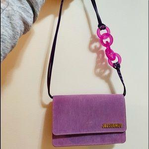 Jacquemus Le Riviera ring handle bag